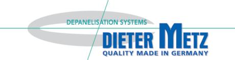 Dieter Metz GmbH - Nutzentrennmaschinen und Schablonendrucker